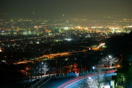 _DSC0028 フルーツ公園 夜景3
