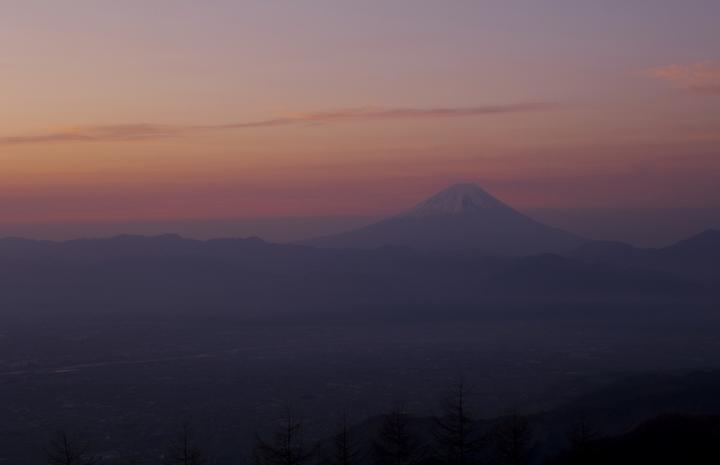 2010 05 02_2801 甘利山 朝焼け