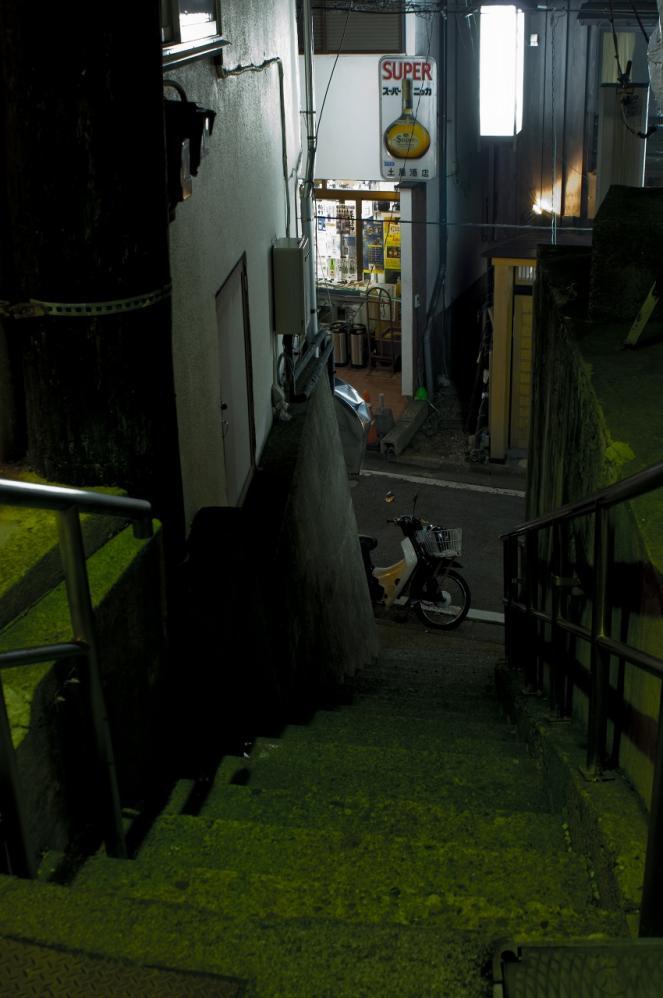 草津温泉 夜8