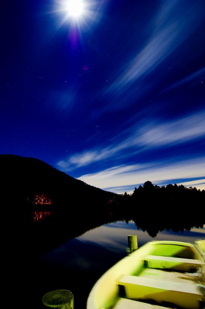2010 湯の湖 夜