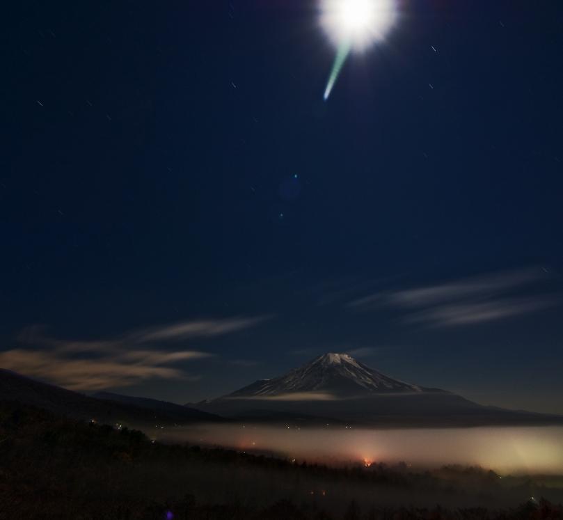 月光富士 (4)