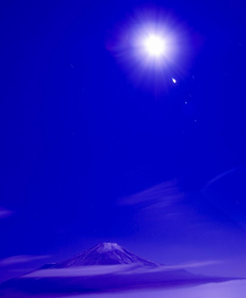月光富士 (5)