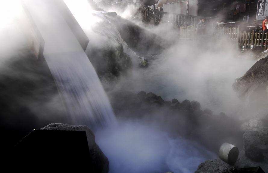 2010 12 26 草津 源泉滝