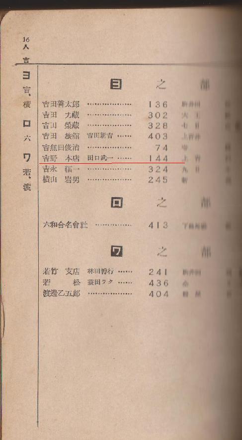 電話番号簿2