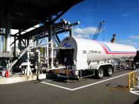 LNG受入設備