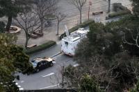 NHK報道車
