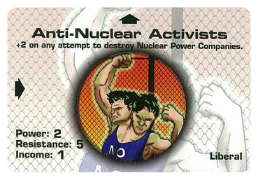 Anti-Nuclear Activists