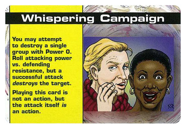 Whispering Campaign
