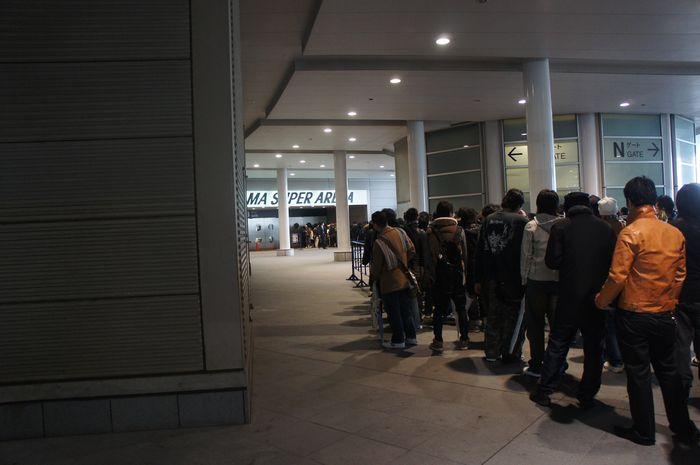 UFC JAPN 公開計量