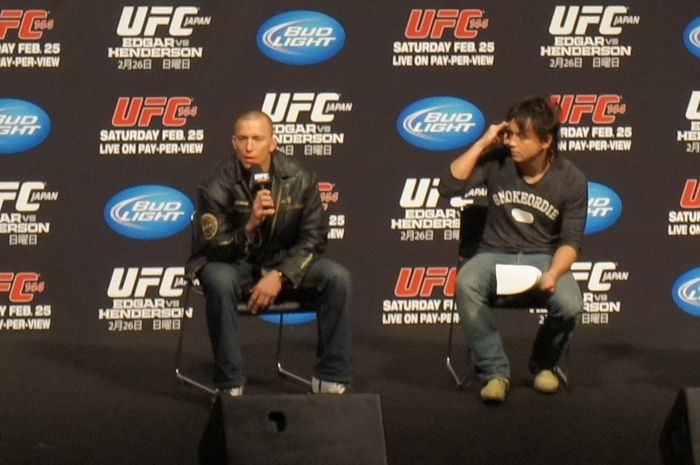 UFC JAPN 公開計量4