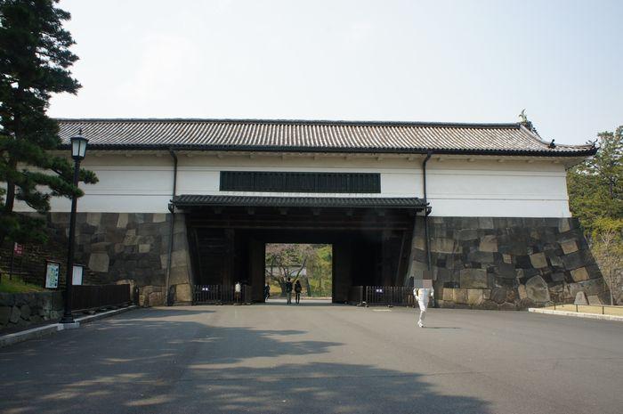 皇居ラン2