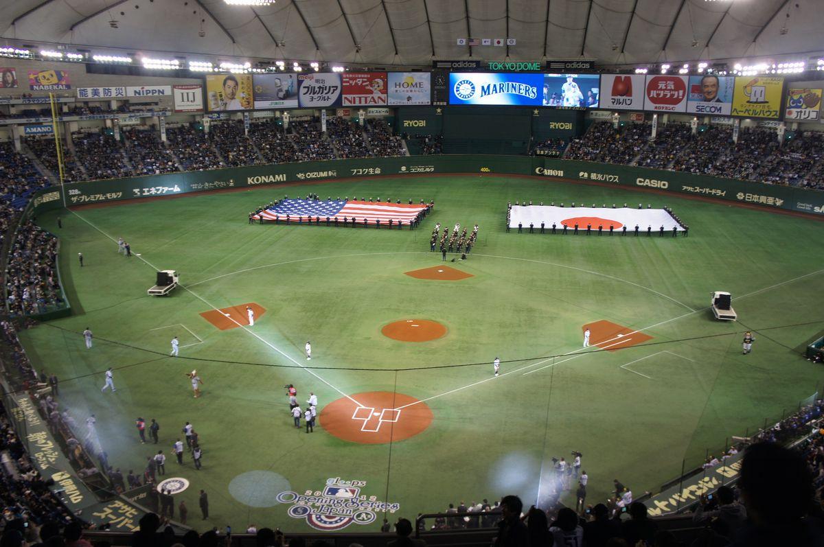 イチロー日本開幕戦2012-2