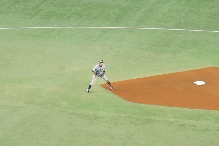 イチロー日本開幕戦2012-8