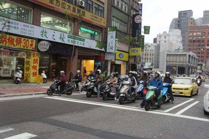 台湾・街並み6