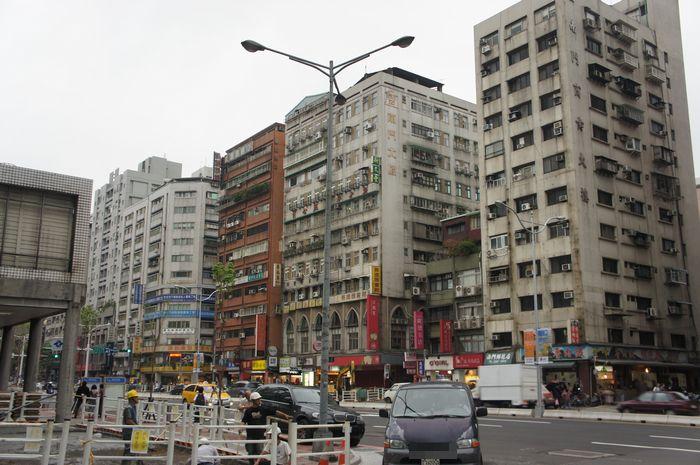 台湾・街並み7