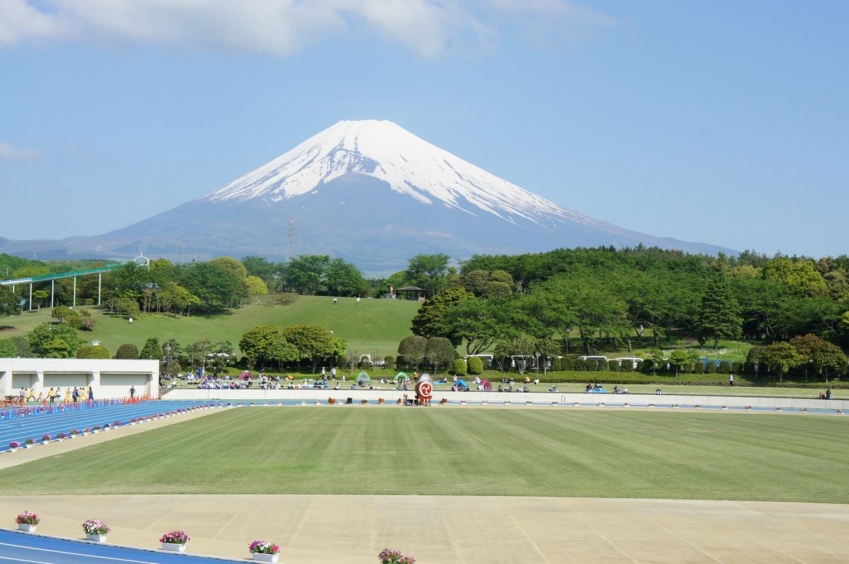 富士裾野高原マラソン2