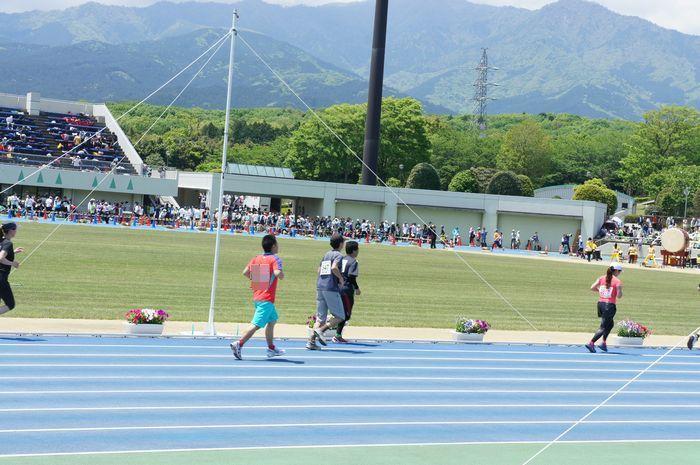 富士裾野高原マラソン4