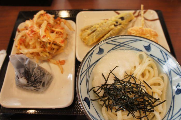 丸亀製麺 島田店3
