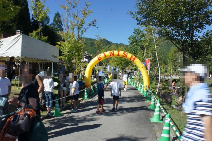 山の村だいこんマラソン3