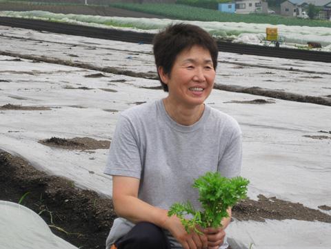 高原生活/佐々木奥さん