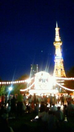 盆踊り2010