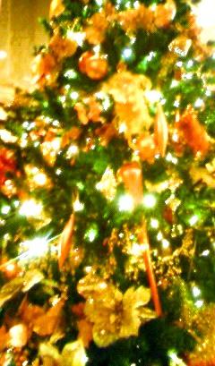 クリスマスツリ2010