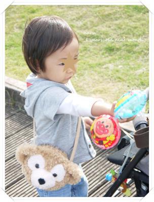 haru1歳9ヶ月