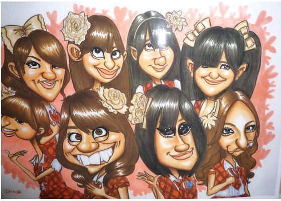 AKB48 見分け方