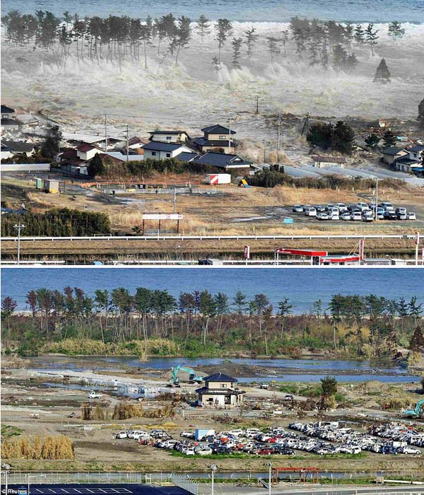 地震、津波に強い家