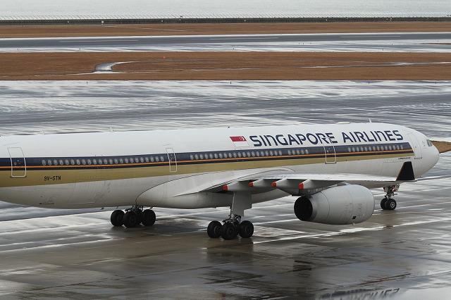 20160214シンガポールA330 2