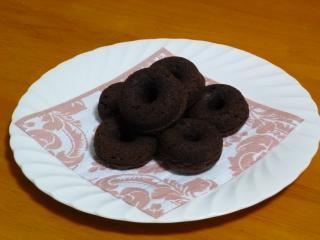 ショコラミニドーナツ