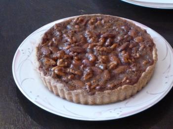 cafesoloキャラメルナッツタルト