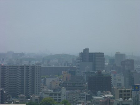 リーガロイヤルホテル堺(市街眺望)