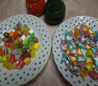 パパブブレのキャンディー