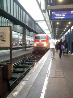 Bahnhof blog