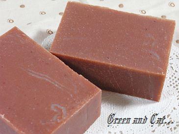 ローズクレイ石鹸2