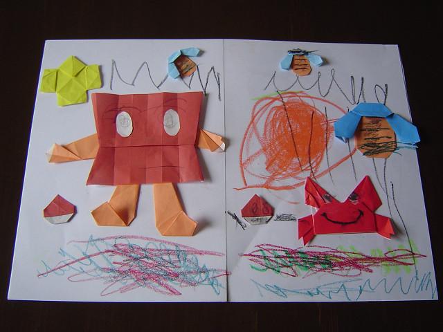 ハート 折り紙 かに 折り紙 : junpikuma24681.blog74.fc2.com
