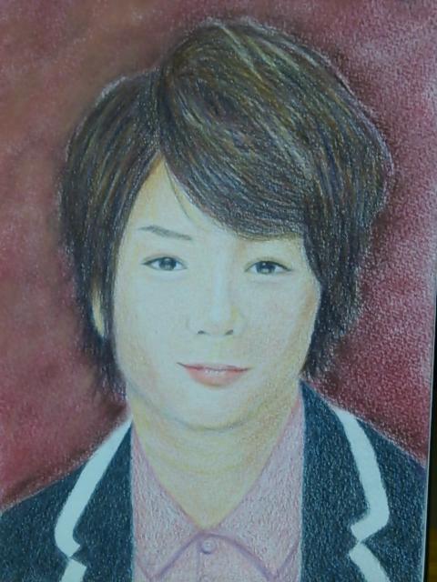 翔ちゃんの肖像画