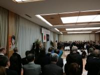 山田美樹前衆議院議員の励ます会
