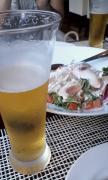 beer&salad