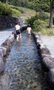 水遊び02