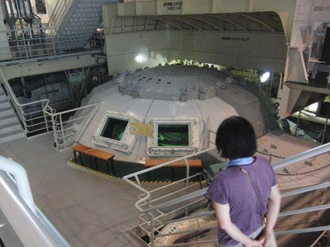 原子力船むつ の原子炉