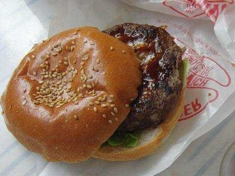 鹿肉ハンバーグ