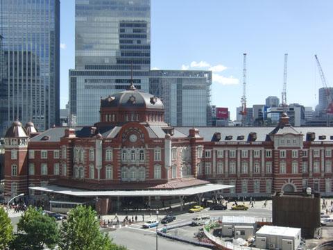 東京駅 北口ドーム