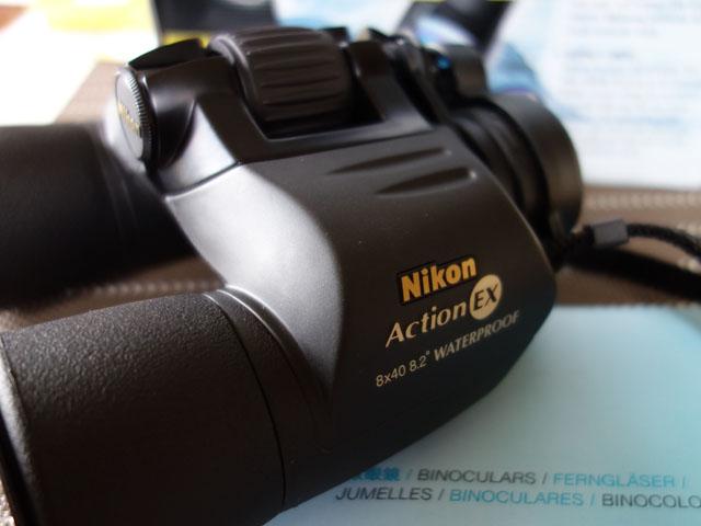 nikon アクションEX 8X40CF
