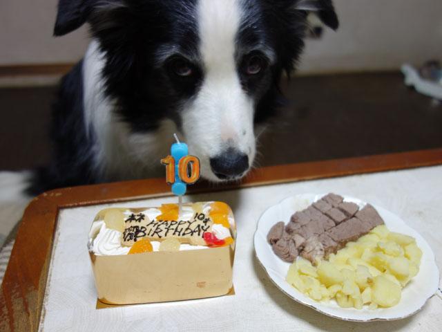 お誕生日おめでと~