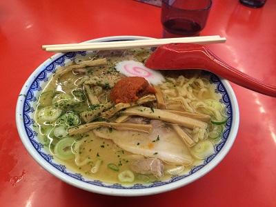 赤湯ラーメン1