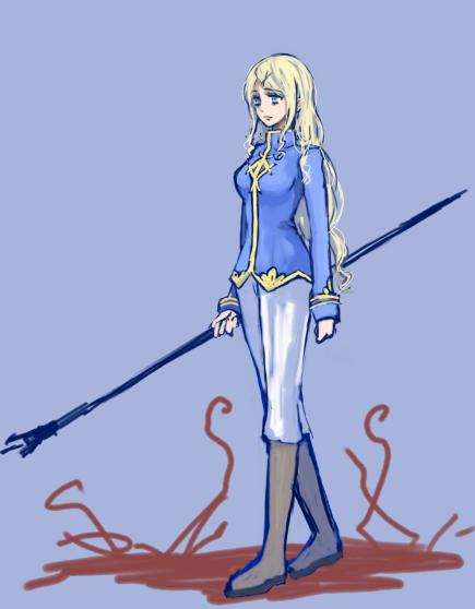 リズ(軍服