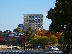 姫路城デジカメ