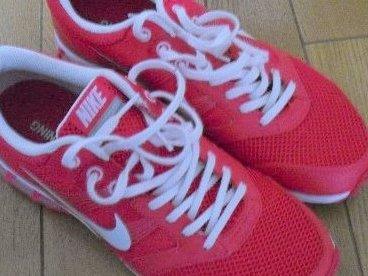 ナイキプラス靴の画像